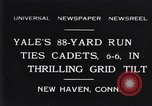 Image of Football match New Haven Connecticut USA, 1931, second 1 stock footage video 65675040747