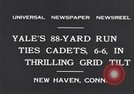 Image of Football match New Haven Connecticut USA, 1931, second 8 stock footage video 65675040747