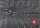 Image of Football match New Haven Connecticut USA, 1931, second 19 stock footage video 65675040747
