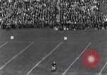 Image of Football match New Haven Connecticut USA, 1931, second 32 stock footage video 65675040747