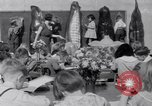 Image of Giant models of vegetables Hawthorne California USA, 1932, second 20 stock footage video 65675040751