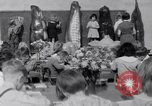 Image of Giant models of vegetables Hawthorne California USA, 1932, second 23 stock footage video 65675040751