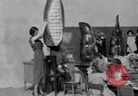Image of Giant models of vegetables Hawthorne California USA, 1932, second 34 stock footage video 65675040751