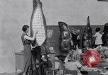 Image of Giant models of vegetables Hawthorne California USA, 1932, second 36 stock footage video 65675040751