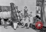 Image of Giant models of vegetables Hawthorne California USA, 1932, second 48 stock footage video 65675040751