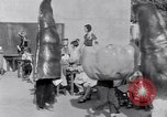 Image of Giant models of vegetables Hawthorne California USA, 1932, second 51 stock footage video 65675040751