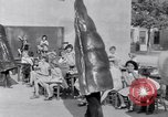 Image of Giant models of vegetables Hawthorne California USA, 1932, second 53 stock footage video 65675040751