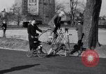Image of riding bicycles New York City USA, 1932, second 20 stock footage video 65675040752