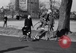 Image of riding bicycles New York City USA, 1932, second 21 stock footage video 65675040752