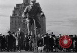 Image of riding bicycles New York City USA, 1932, second 27 stock footage video 65675040752