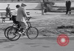 Image of riding bicycles New York City USA, 1932, second 38 stock footage video 65675040752