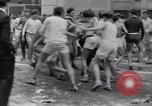 Image of Annual battle Brooklyn New York City USA, 1932, second 22 stock footage video 65675040753