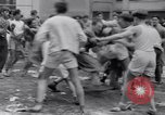 Image of Annual battle Brooklyn New York City USA, 1932, second 23 stock footage video 65675040753