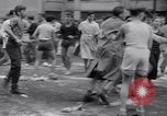 Image of Annual battle Brooklyn New York City USA, 1932, second 24 stock footage video 65675040753