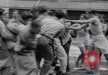 Image of Annual battle Brooklyn New York City USA, 1932, second 25 stock footage video 65675040753
