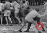 Image of Annual battle Brooklyn New York City USA, 1932, second 30 stock footage video 65675040753