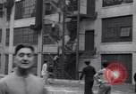 Image of Annual battle Brooklyn New York City USA, 1932, second 40 stock footage video 65675040753