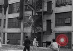 Image of Annual battle Brooklyn New York City USA, 1932, second 42 stock footage video 65675040753