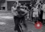 Image of Annual battle Brooklyn New York City USA, 1932, second 45 stock footage video 65675040753