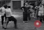 Image of Annual battle Brooklyn New York City USA, 1932, second 46 stock footage video 65675040753