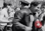 Image of Annual battle Brooklyn New York City USA, 1932, second 52 stock footage video 65675040753