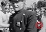 Image of Annual battle Brooklyn New York City USA, 1932, second 53 stock footage video 65675040753