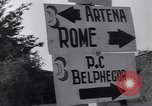 Image of Liberation of Rome Italy, 1944, second 7 stock footage video 65675040758
