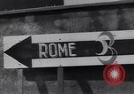 Image of Liberation of Rome Italy, 1944, second 25 stock footage video 65675040758