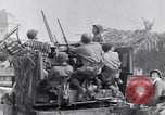 Image of allied soldiers in front of The Monument to Victor Emanuel II Italy, 1944, second 53 stock footage video 65675040763