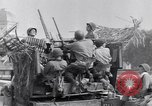 Image of allied soldiers in front of The Monument to Victor Emanuel II Italy, 1944, second 54 stock footage video 65675040763