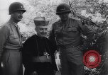 Image of General George Patton in Italy Sicily Italy, 1943, second 15 stock footage video 65675040771