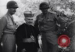 Image of General George Patton in Italy Sicily Italy, 1943, second 16 stock footage video 65675040771