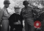 Image of General George Patton in Italy Sicily Italy, 1943, second 17 stock footage video 65675040771