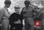 Image of General George Patton in Italy Sicily Italy, 1943, second 22 stock footage video 65675040771
