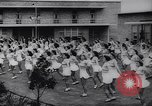 Image of Sydney Australia College of Physical Culture performance Sydney Australia, 1944, second 7 stock footage video 65675040781