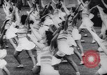 Image of Sydney Australia College of Physical Culture performance Sydney Australia, 1944, second 10 stock footage video 65675040781