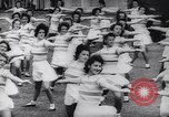 Image of Sydney Australia College of Physical Culture performance Sydney Australia, 1944, second 13 stock footage video 65675040781