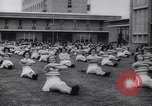 Image of Sydney Australia College of Physical Culture performance Sydney Australia, 1944, second 26 stock footage video 65675040781