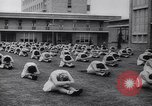 Image of Sydney Australia College of Physical Culture performance Sydney Australia, 1944, second 27 stock footage video 65675040781