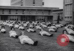 Image of Sydney Australia College of Physical Culture performance Sydney Australia, 1944, second 28 stock footage video 65675040781