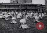 Image of Sydney Australia College of Physical Culture performance Sydney Australia, 1944, second 32 stock footage video 65675040781