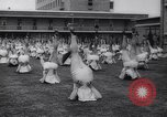 Image of Sydney Australia College of Physical Culture performance Sydney Australia, 1944, second 33 stock footage video 65675040781