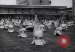 Image of Sydney Australia College of Physical Culture performance Sydney Australia, 1944, second 34 stock footage video 65675040781