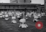 Image of Sydney Australia College of Physical Culture performance Sydney Australia, 1944, second 35 stock footage video 65675040781