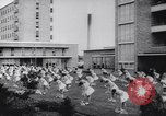 Image of Sydney Australia College of Physical Culture performance Sydney Australia, 1944, second 39 stock footage video 65675040781