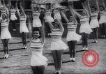 Image of Sydney Australia College of Physical Culture performance Sydney Australia, 1944, second 40 stock footage video 65675040781