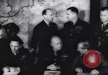 Image of Allied Generals meet to plan invasion World War 2 London England United Kingdom, 1944, second 11 stock footage video 65675040785
