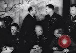 Image of Allied Generals meet to plan invasion World War 2 London England United Kingdom, 1944, second 12 stock footage video 65675040785