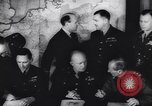 Image of Allied Generals meet to plan invasion World War 2 London England United Kingdom, 1944, second 13 stock footage video 65675040785