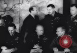 Image of Allied Generals meet to plan invasion World War 2 London England United Kingdom, 1944, second 14 stock footage video 65675040785